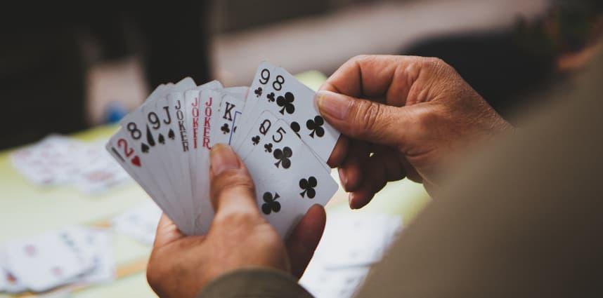 Marcelle della faille jeu de cartes
