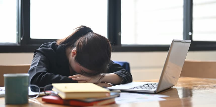 marcella della faille fatigue
