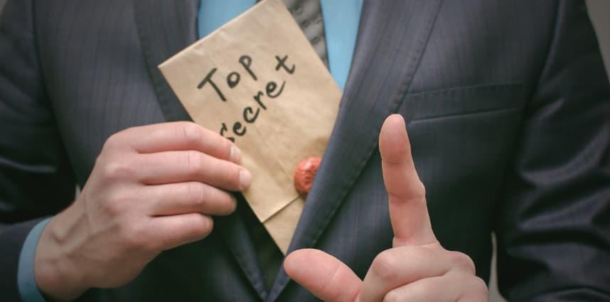 marcelle della faille secret